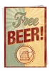 Hysterical Birthday Father Card From NobleWorksInc.com - Wishing For Free Beer