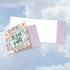 Artful Blank Friendship Square-Top Card From NobleWorksInc.com - Words of Encouragement Smile
