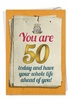 Funny Birthday Card From NobleWorksInc.com - You are 50 Bitch
