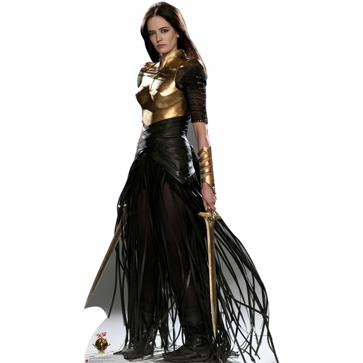 300 Rise Of An Empire Artemisia Lifesized Standup