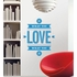 55 His-Do What You Love Peel And Stick Giant Decal