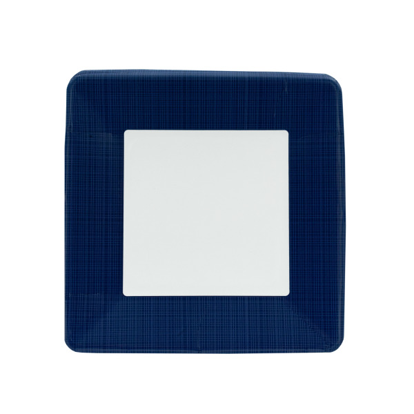 "7"" Navy Plate"