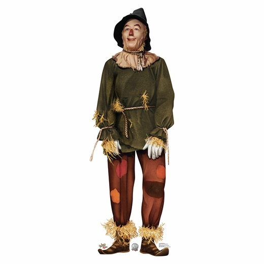 75th Anniversary Wizard Of Oz Scarecrow Standup