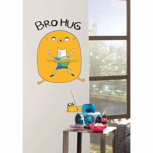 Adventure Time Peel And Stick Giant Decal