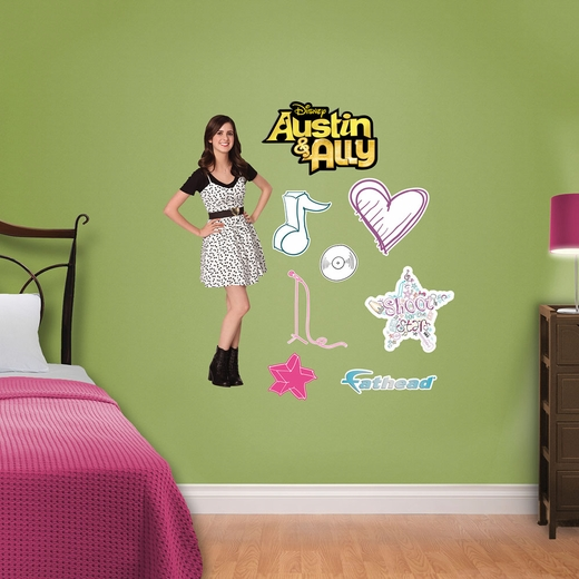 Ally Dawson JUNIOR Wall Decal