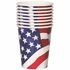 Red White And Blue American Flag 9oz Cups