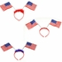 Red White And Blue American Flag Head Boppers