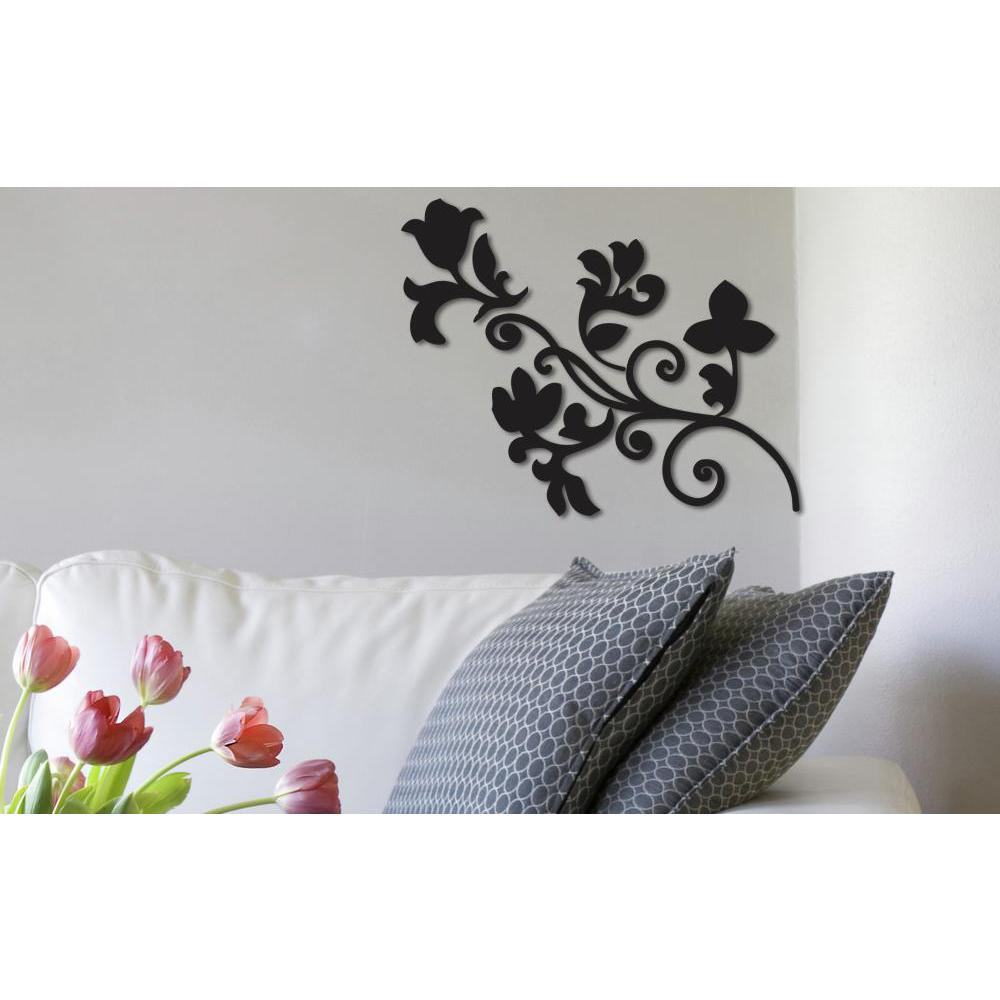 Arabesque 3D Foam Decal