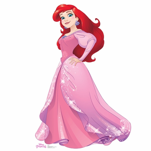 Ariel Lifesized Standup