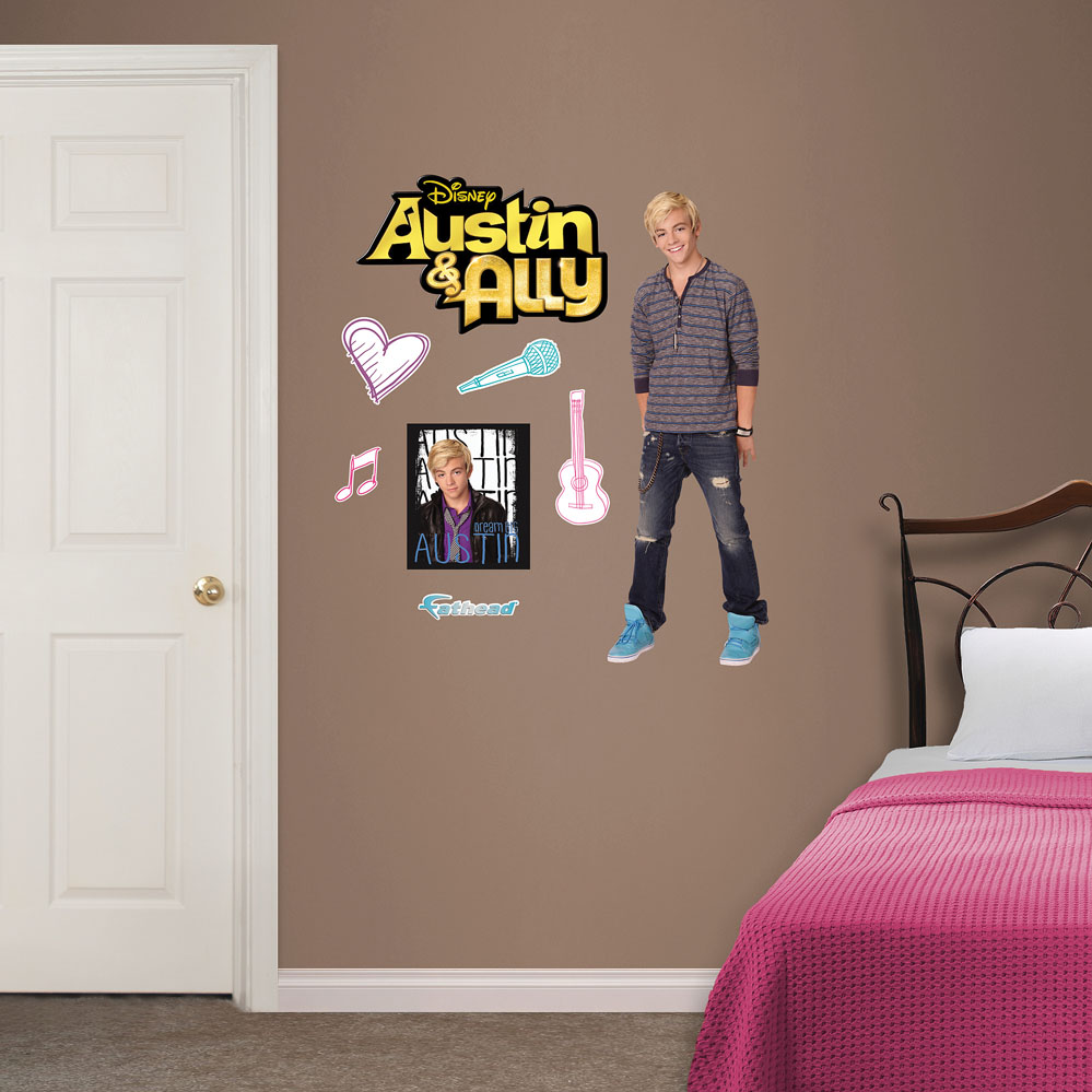 Austin Moon JUNIOR Wall Decal