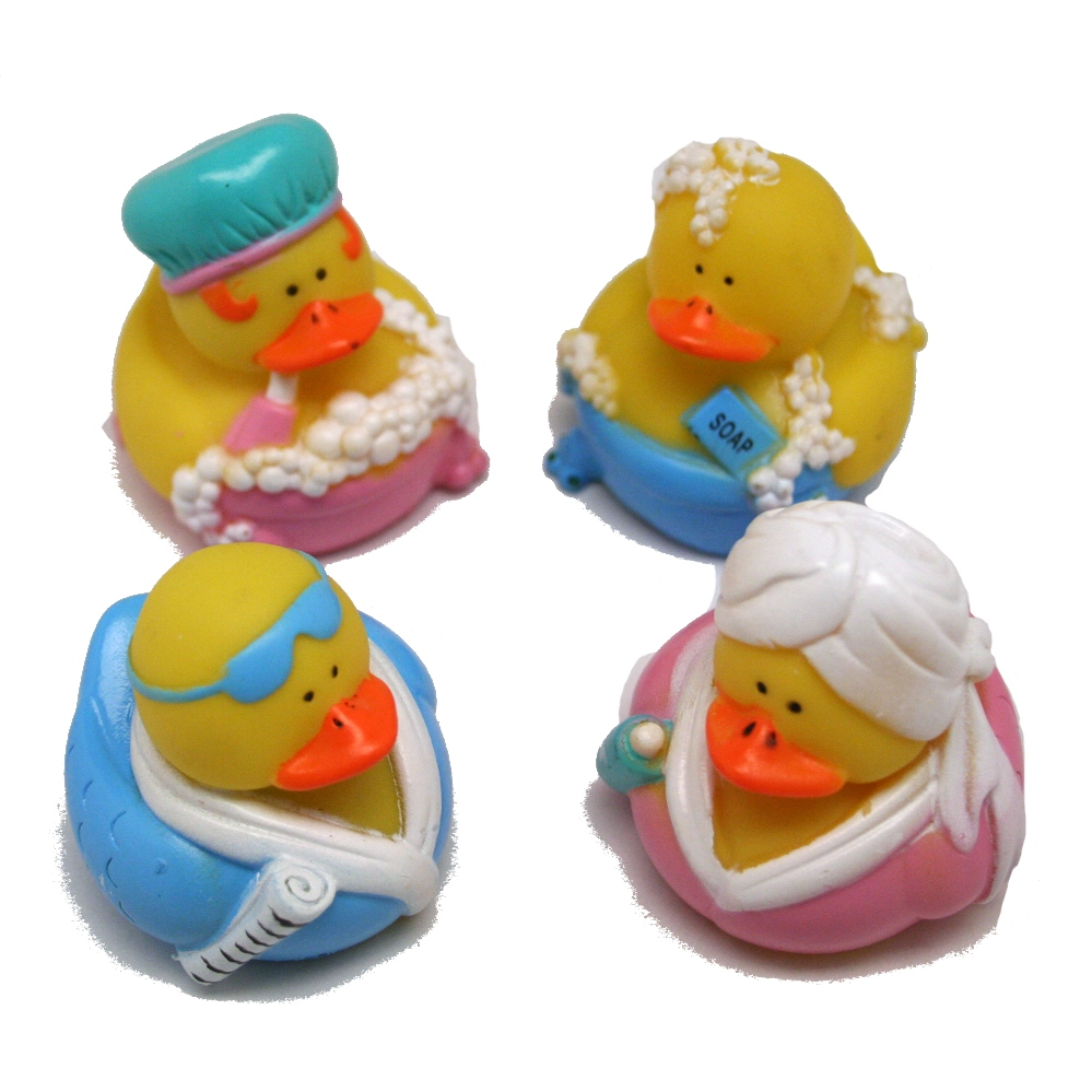 Rubber ducky coupons
