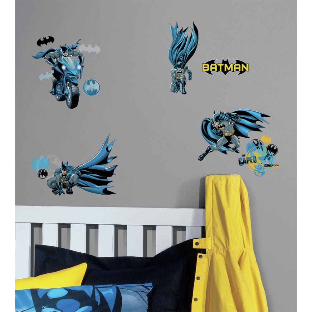 Batman Bold Justice Peel And Stick Decal