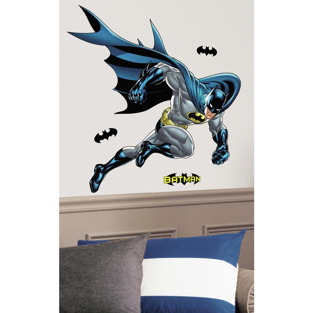 Batman Bold Justice Peel And Stick Wall Decal