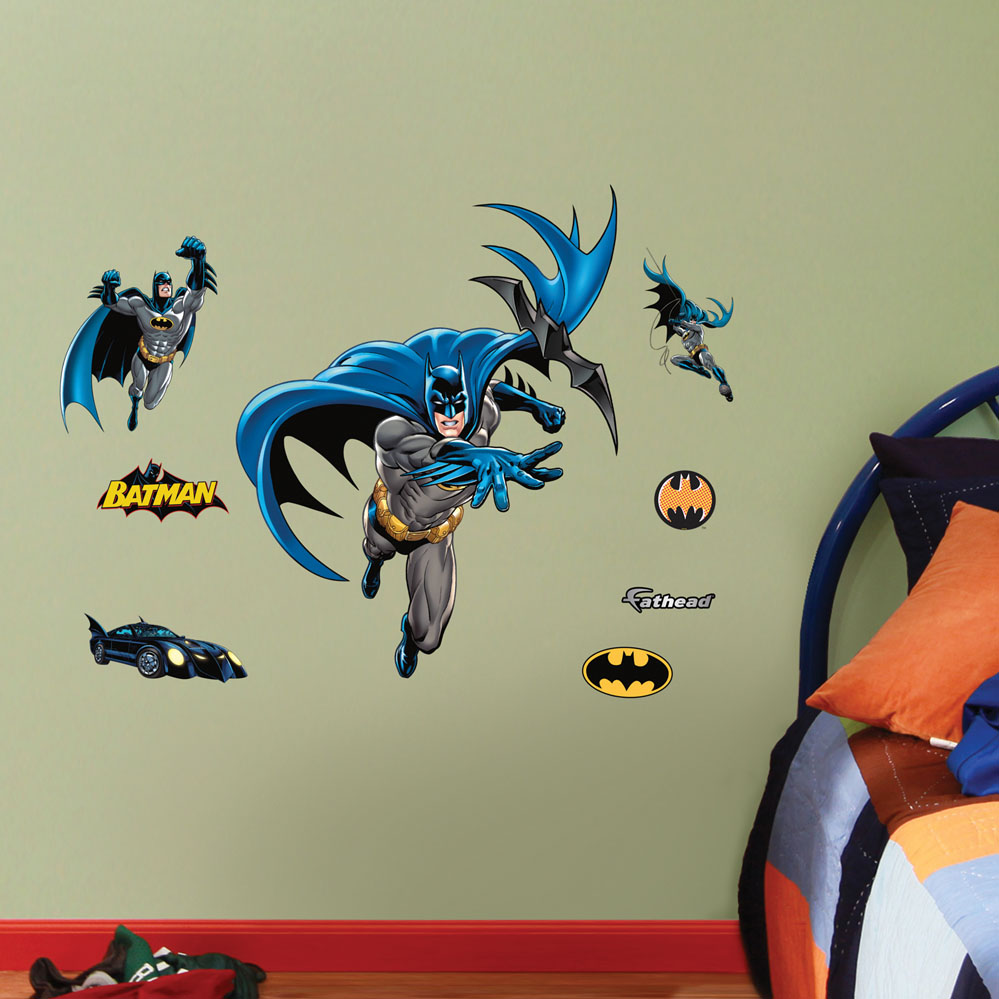 Batman in Action JUNIOR Wall Decal