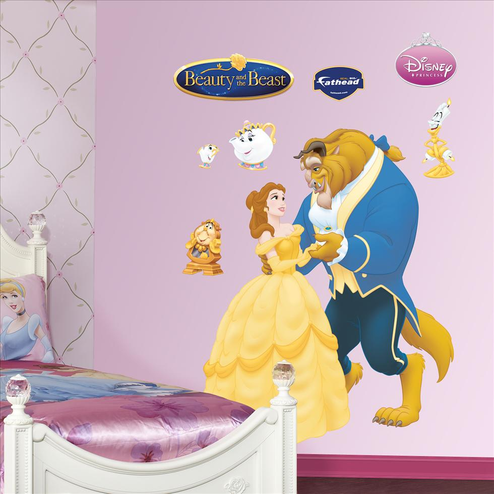 Beauty And the Beast-Fathead