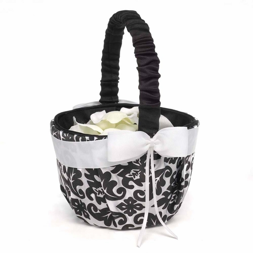 Black Enchanted Basket