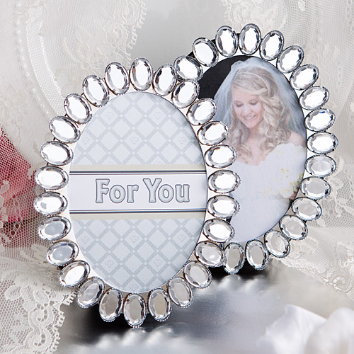Bling Collection Place Card Frames