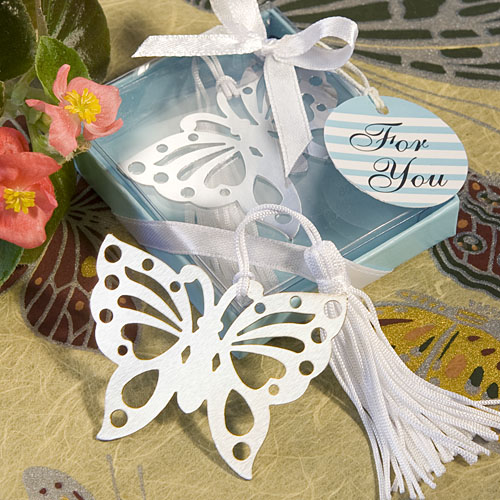 Book Lovers Collection Butterfly Bookmarks