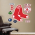 Boston Red Sox Logo-Fathead