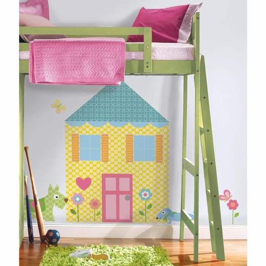 Build-a-House Peel And Stick MegaPack