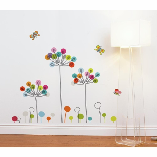 Buttercups Transfer Decal