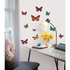 Butterfly 3-D Decal