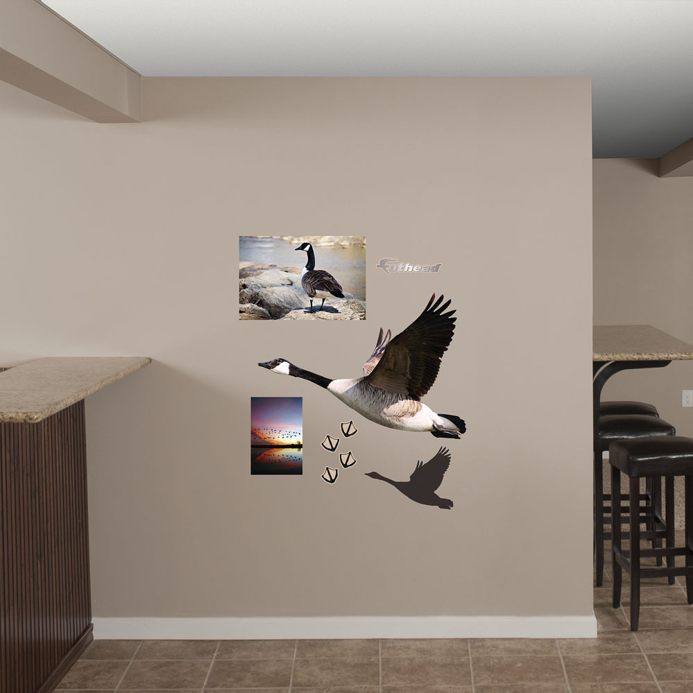 Canada Goose REALBIG Wall Decal