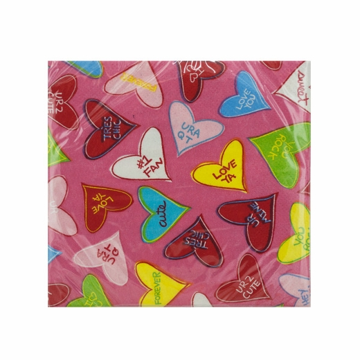 Candy Crush Beverage Napkins