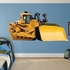 CAT Dozer REALBIG Wall Decal