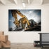 CAT Excavator Mural REALBIG Wall Decal