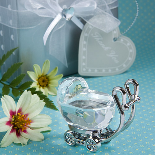 Choice Crystal By Fashioncraft Baby Carriage