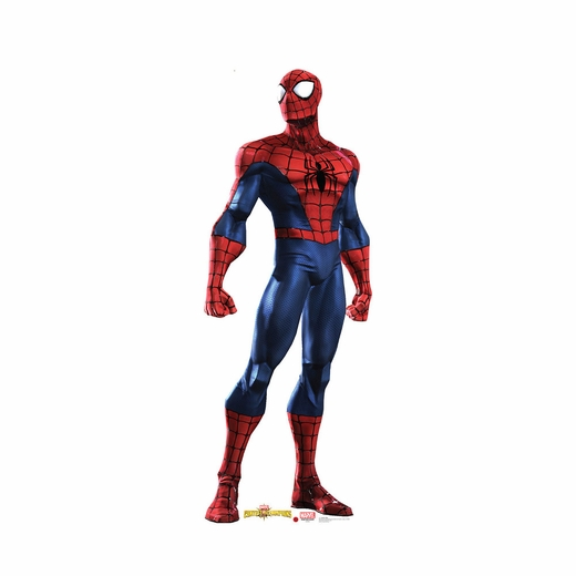 Contest Of Champions Spider-Man Cardboard Cutout