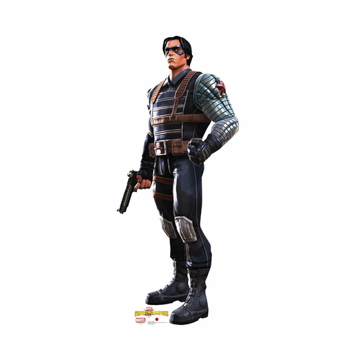 Contest Of Champions Winter Soldier Cutout