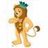 Cowardly Lion Kids Woz Lifesized Standup