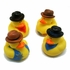 Cowboy Rubber Ducks