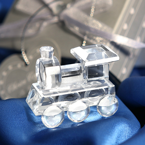 Crystal Choice Choo Choo Train Favors