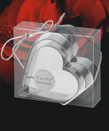 Cut Out For Love And Reg Cookie Cutters