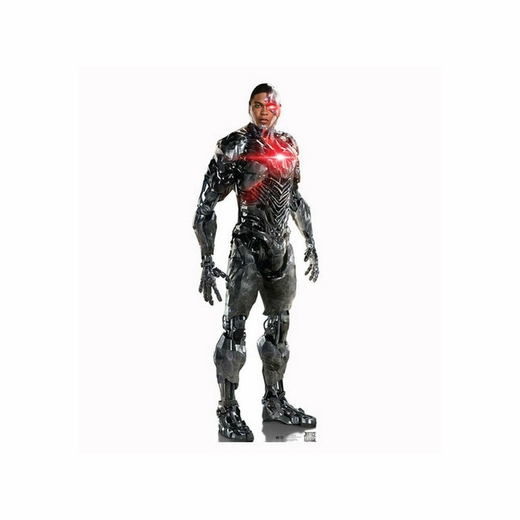 Cyborg Justice League Cardboard Cutout