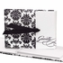 Damask Gatefold Guest Book