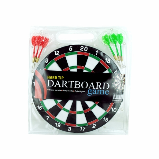 Dartboard Game With Darts