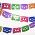 Day Of The Dead Cutout Picado Banner