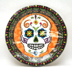 Day of the Dead Party Tableware