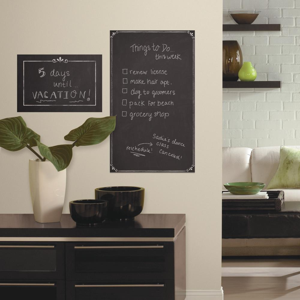 Decorative Chalkboard Giant Decal