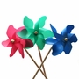 Deluxe Pinwheel On Wooden Stick