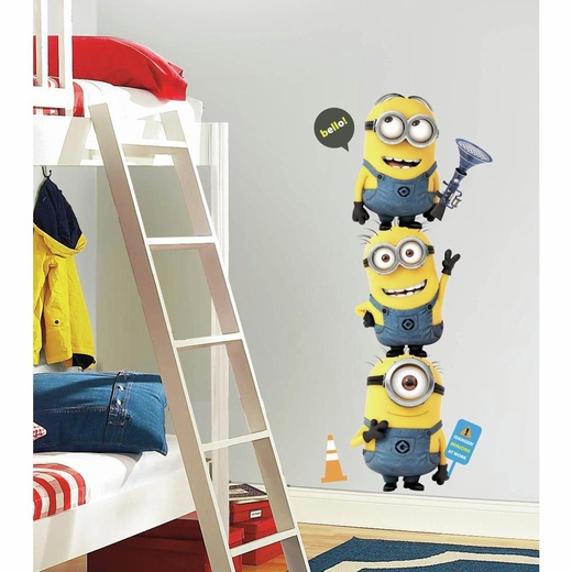 Despicable Me 2 Minions Giant Giant Decal