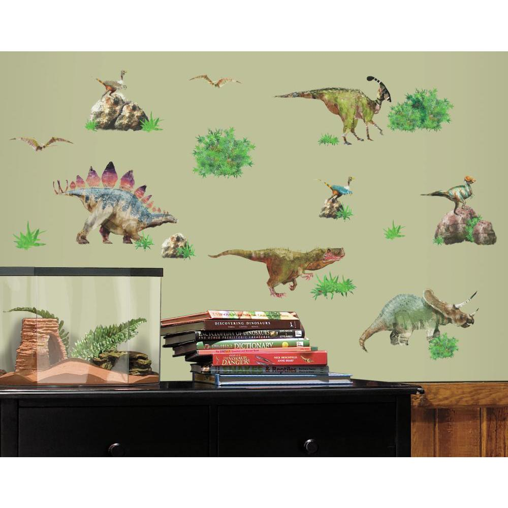 Dinosaur Peel And Stick Decal