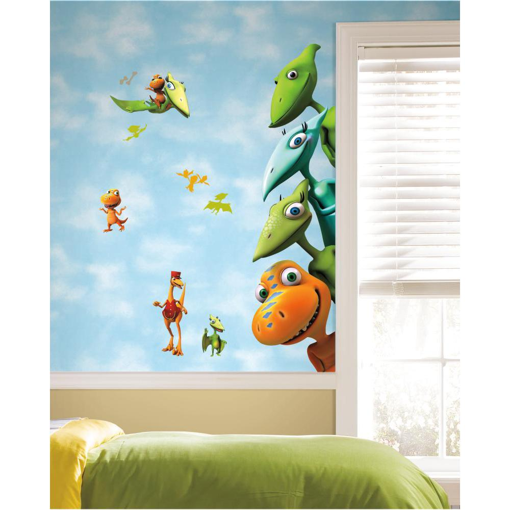Dinosaur Train Peel And Stick Giant Decal