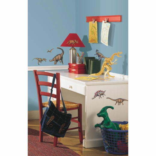 Dinosaurs (Lifelike) Peel And Stick Decal