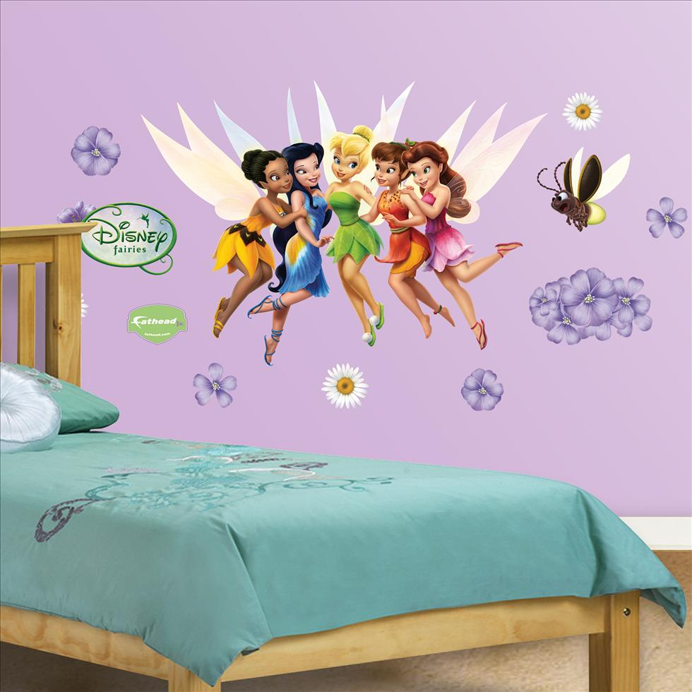 Disney Fairies-Fathead Junior