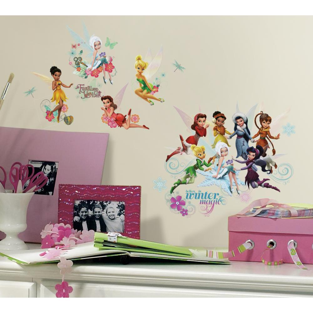 Disney Fairies-Secret of the Wings Decal